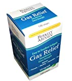 Best Gas Relief Pills - Berkley and Jensen Easy to Swallow Softgels Gas Review