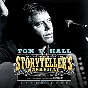 The Storyteller's Nashville Audiobook