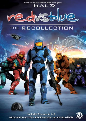 - Red vs. Blue: The Recollection Collection (Seasons 6-8)