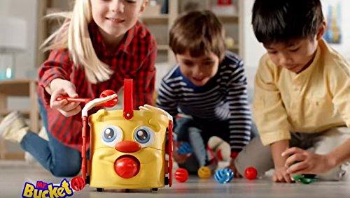"""Bucket Game 5/"""" Pressman 6300-04 Toys Mr Multicolor"""