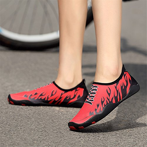 Yoga Toggle Driving D Boating Pool Slip On Garden Water Men Park and Walking Shoes Aqua Surf Sea Swimming Shoes Womens Trainer Beach Exing Lake Beach qT0wSgB