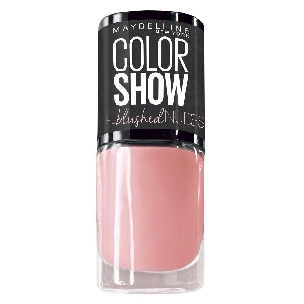 Maybelline Color Show Esmalte de Uñas, Tono: Color Show 01 Go Bare ...