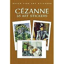 Cézanne: 16 Art Stickers