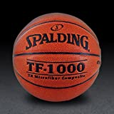 Spalding TF-1000 ZK  Basketball - Full Size