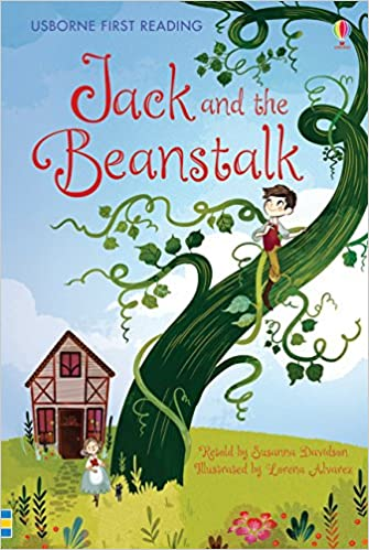 Jack & the Beanstalk (First Reading, Level Four) (2.4 First ...
