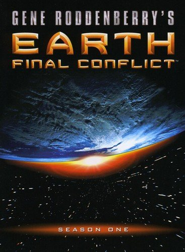 DVD : Gene Roddenberry's Earth: Final Conflict - Season One