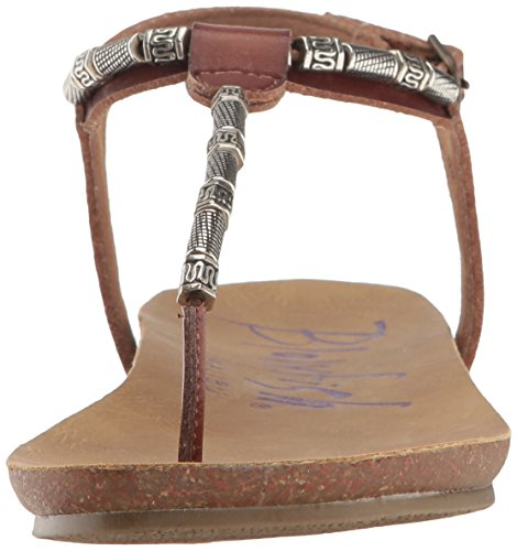 Scarpone Da Donna Galoya Flat Sandal Scotch Dyecut Pu