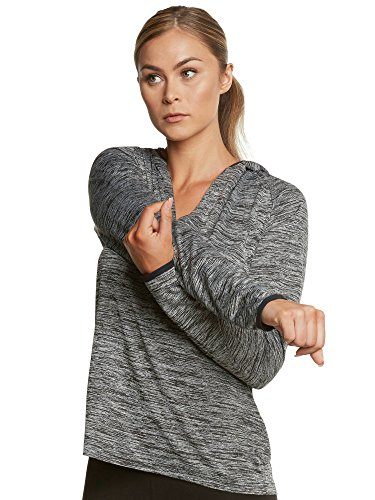 Jolt Gear Hoodies for Women - Pullover Hoodie Running Top - Light Weight Dry Fit Fabric - FREE TOWEL INCLUDED! by Jolt Gear (Image #2)