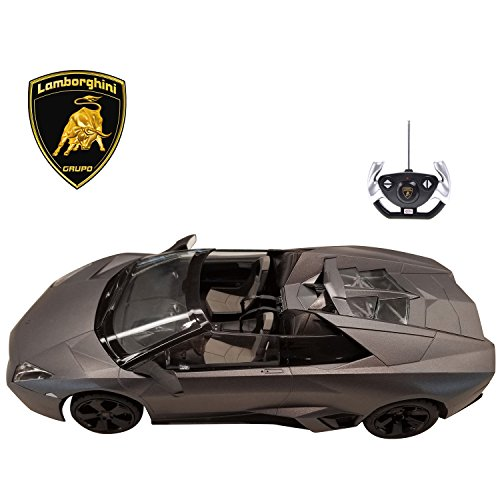 MD02-42300 --- Rastar R/C Car 1:14 Scale Lamborghini Reventon Roadster | Licensed Radio Remote Control 1/14 RTR Super Sports Car Model - Lamborghini Reventon Model Car