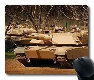 Abrams American Tank Australia Mouse Pad Desktop Laptop Mousepads Comfortable Office Mouse Pad Mat Cute Gaming Mouse Pad