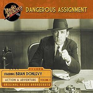 Dangerous Assignment, Volume 3 Radio/TV Program