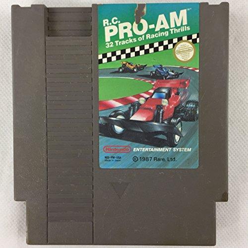 R C Pro Am Nintendo Entertainment System
