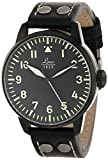 Laco Altenburg Type A Dial Miyota Automatic Watch, Black Ion Case 861759