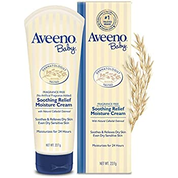 Amazon Com Aveeno Baby Eczema Therapy Moisturizing Cream