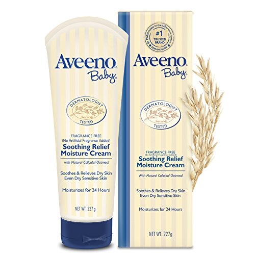 Aveeno Baby Face Cream - 1