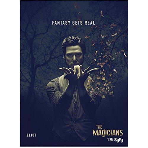 The Magicians movie promo Hale Appleman as Elliot Waugh 8 x 10 Inch Photo (Wicker Julia The Magicians)