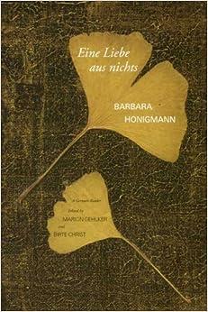 Eine Liebe Aus Nichts: A German Reader Download
