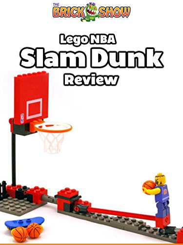 Review: Lego NBA Slam Dunk - Slam Nba Dunk