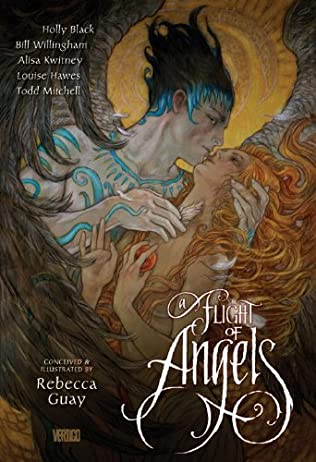 book cover of A Flight of Angels
