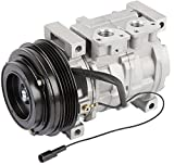 Brand New Premium Quality AC Compressor & A/C Clutch For Suzuki Grand Vitara XL7 - BuyAutoParts 60-00834NA New
