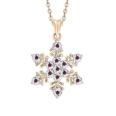 b3ce58988 KATARINA Diamond Fashion Tennis Bracelet in Gold or Silver (1/10 cttw, J-K,  SI2-I1)