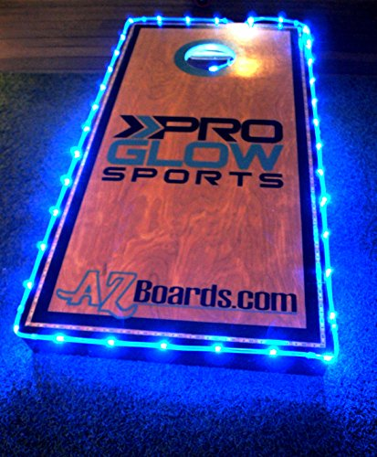 Pro Glow Cornhole Lights (Blue)
