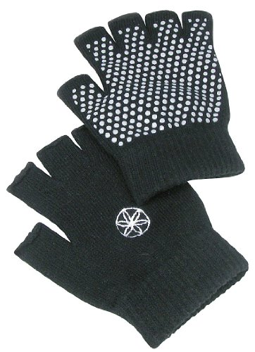 Gaiam Yoga Gloves Super Grippy