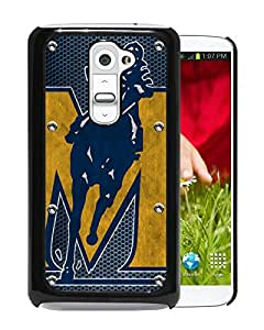 NCAA Murray State Racers 5 Black LG G2 Protective Phone Cover Case