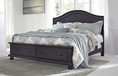 Signature Design by Ashley B635-56S Sharlowe Storage Footboard, King