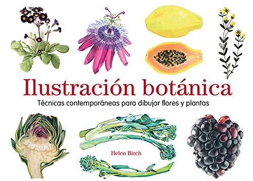 PDF Descargar Ilustración Botánica. Técnicas