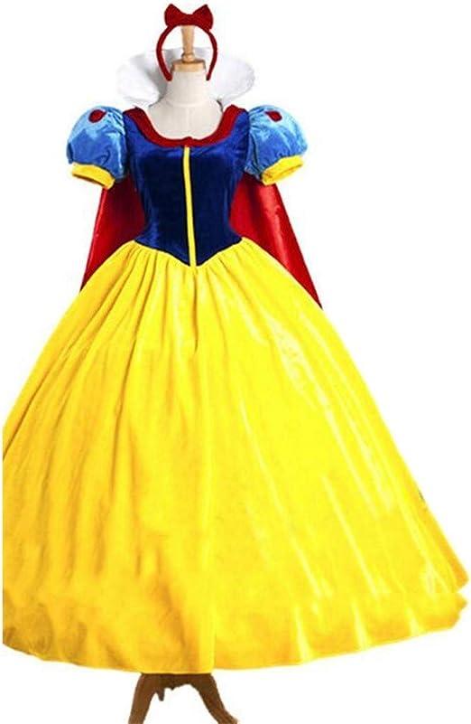 LEZDPP Disfraz Reina de Halloween del Traje de Cosplay Mujer ...