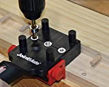 Milescraft 13190003 JointMate Project Kit, Black/Red
