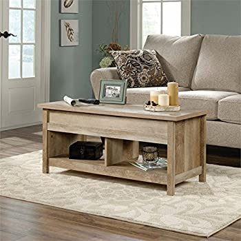 Better homes and gardens crossmill collection for Sofa table placement