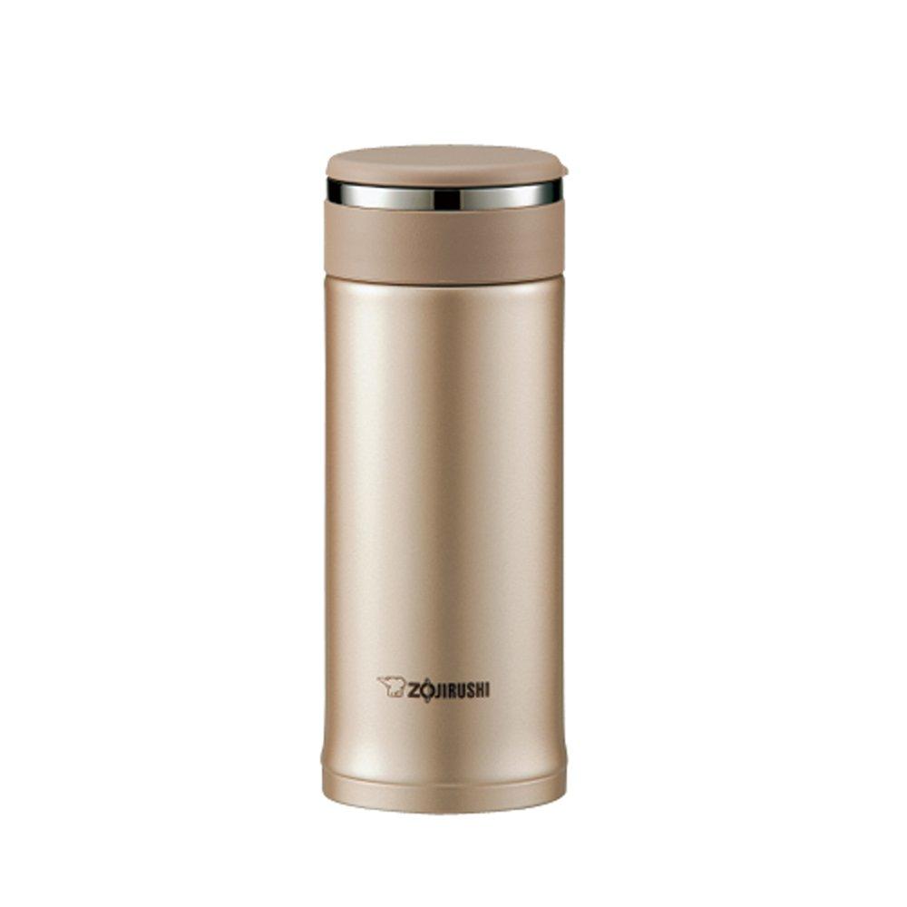 Zojirushi America Corporation SM-JD36NL Tuff Mug, 12-Ounce/0.36-Liter, Cinnamon Gold