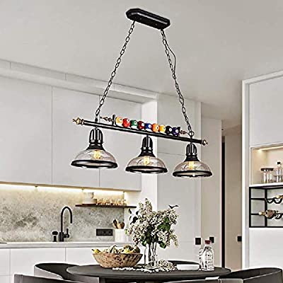 Colgante Industrial 3 Light Island, Loft Bar Cocina Luces ...