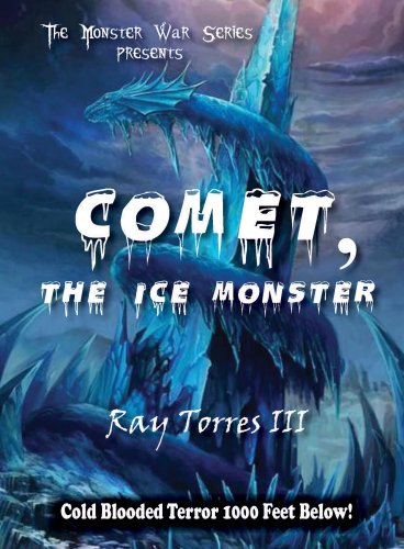 Comet, The Ice Monster (Comet Ice)