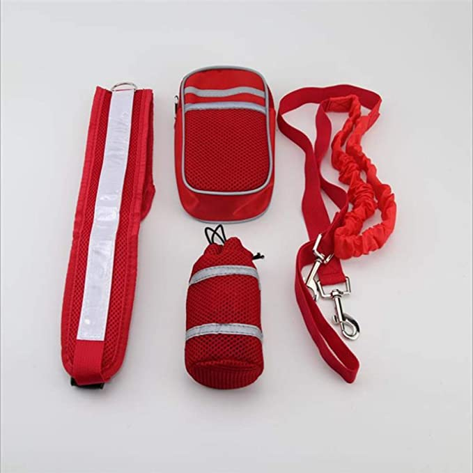 MYYXGS Dog Handling Bag Training Bag Lumbar Camping Travel Dog ...