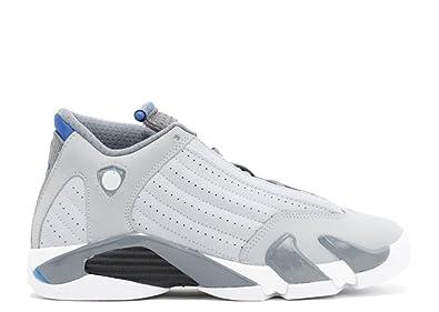 43336cd9f8b ... marie matthewso True Flight Basketball Shoe 63611742946 air jordan 14  retro bg gs sport blue wolf ...