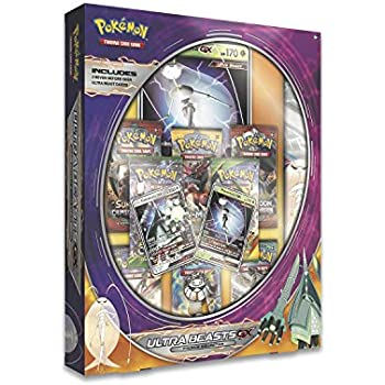 Amazon.com: Pokemon Ultra Beasts Gx Collectible Cards: Toys ...