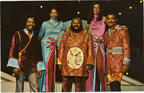 The 5th Dimension 1960s Rock Group Fan Club Promotion Card