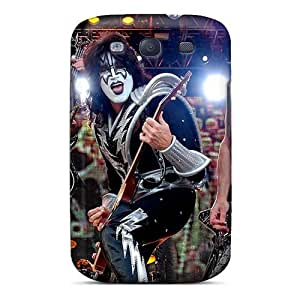Samsung Galaxy S3 Rhj3728ECnB Unique Design Nice Red Hot Chili Peppers Skin Shock Absorbent Cell-phone Hard Covers -CristinaKlengenberg