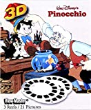 Pinocchio - Classic ViewMaster Reels 3D - 3 Reel Set