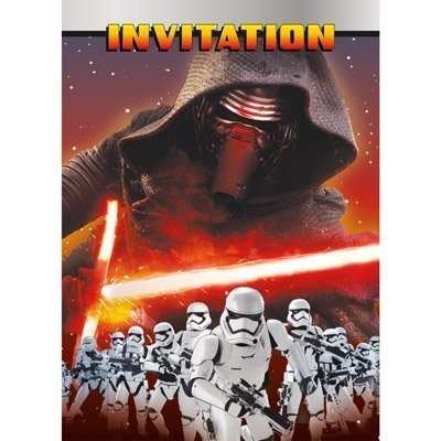 Star Wars Party Invitations (Unique Star Wars Party Invitations)