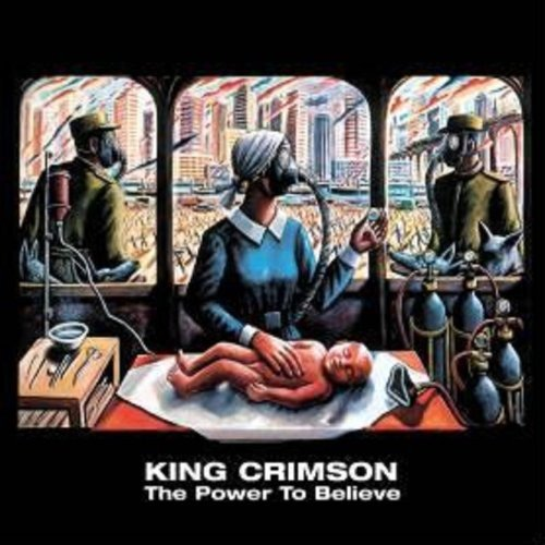 King Crimson-The Power To Believe-(SANCD155)-CD-FLAC-2003-RUiL Download