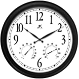 Infinity Instruments The Definitive (Radio Controlled) Wall Clock