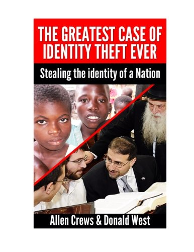 The Greatest Case of Identity Theft Ever: Stealing the Identity of a Nation ebook