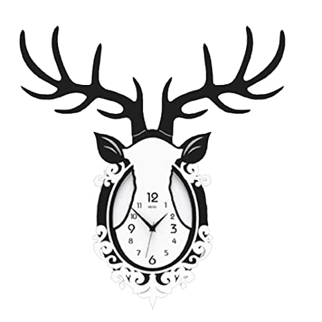 Amazon Com Jinpai 5560cm European Creative Personality Clock Clock