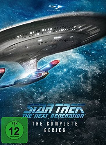 Star Trek - Next Generation/The Full Journey [Blu-ray]