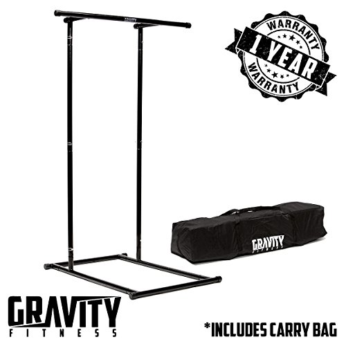Gravity Fitness Portable Bodyweight & Pull Up Rack by Gravity Fitness