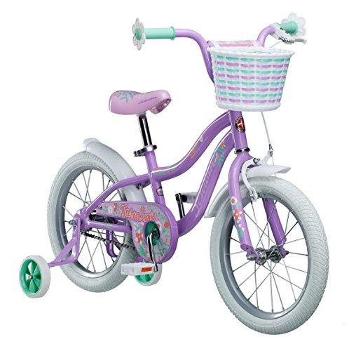 Schwinn Girl's Jasmine Bicycle, 16'', Purple by Schwinn (Image #3)